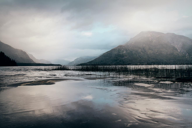 Moody Morning at Lago Krüger.
