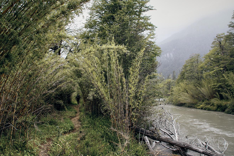Paso de las Nubes - Trails.