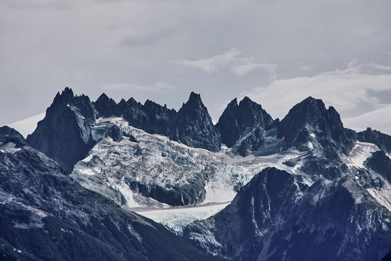 Glacial Peaks.