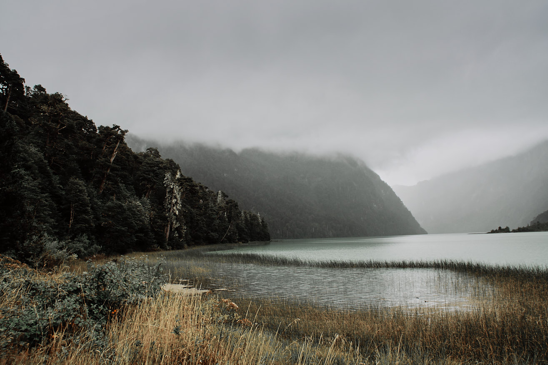 Lago Frias in Patagonian Argentina.