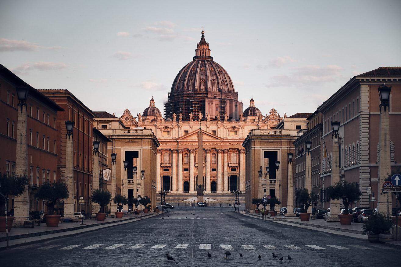 The Basilica of Saint Peter